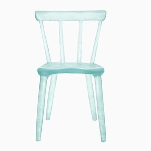 Aqua Glow Stuhl von Kim Markel, 2017
