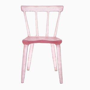 Pinker Glow Stuhl von Kim Markel, 2017