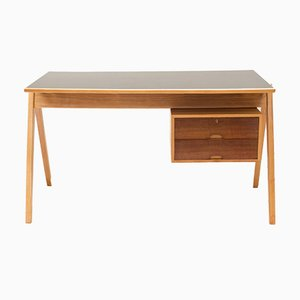 Hillestak Desk by Robin Day for Hille, 1950s