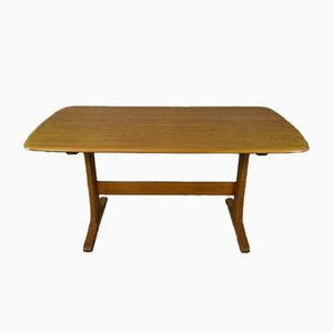 Vintage Blonde Refectory Dining Table from Ercol