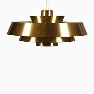 Lampe à Suspension Nova Vintage par Jo Hammerborg pour Fog & Mørup