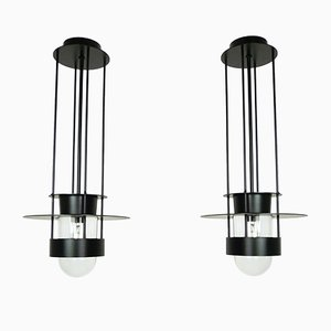 German Architect's Lamps, 1970s, Set of 2
