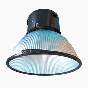 Lámpara colgante industrial italiana vintage de Disano