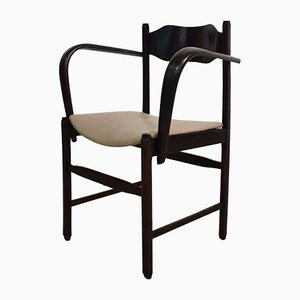 Italian Art Deco Armchair