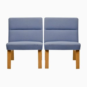Vintage Chairs by Rud Thygesen & Johnny Sørensen for Magnus Olesen, Set of 2