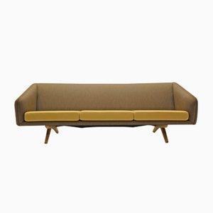 Sofá de 3 plazas ML90 vintage de Illum Wikkelsoe para Mikael Laursen