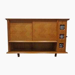Vintage Cabinet by Guillerme & Chambron for Votre Maison