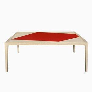 Tavolo da pranzo in quercia di Philippe Cramer, 2016