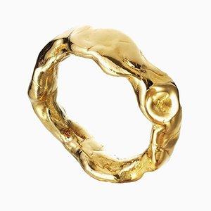Bracciale in resina e oro di Philippe Cramer, 2010
