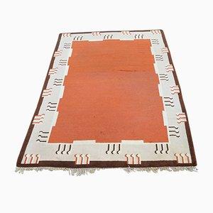Großer Art Deco Teppich