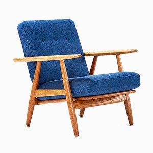 GE-240 Cigar Chair von Hans J. Wegner für Getama, 1955