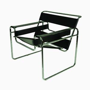 Vintage Wassily Sessel von Marcel Breuer