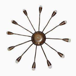 Lampe Encastré Art Déco par J. T. Kalmar, 1930s