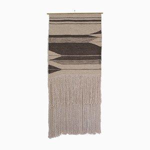 Handgewebter Flint Wandteppich von Weavesmith, 2016