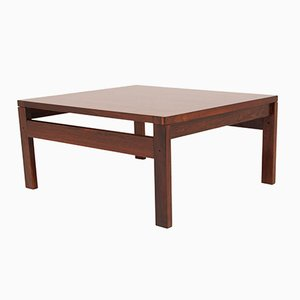 Mid-Century Moduline Rosewood Coffee Table by Ole Gjerlov-Knudsen & Torben Lind for France & Søn