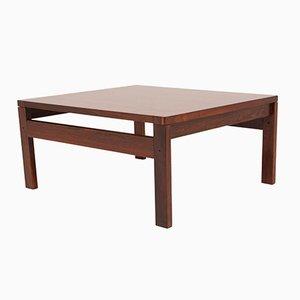 Mid-Century Moduline Rosewood Coffee Table by Ole Gjerlov-Knudsen & Torben Lind for France & Søn