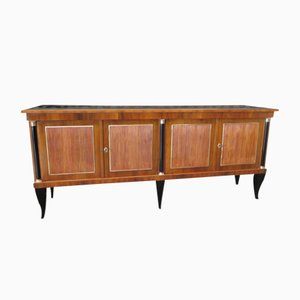 French Walnut Sideboard, 1920s