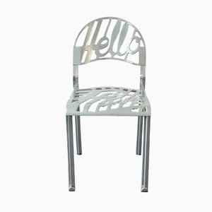 Dutch Hello There Chair by Jeremy Harvey for Artifort, 1970s