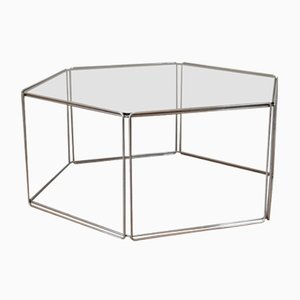 Isocele Coffee Table by Max Sauze, 1970s