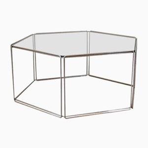 Table Basse Isocèle par Max Sauze pour Isocele, 1970s