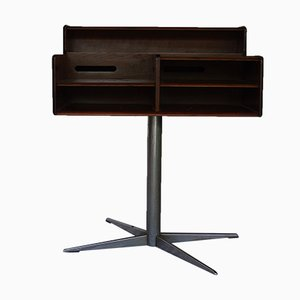 Italian Steel & Wood Desk from Fimsa, 1970s
