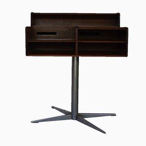 Italienischer Schreibtisch aus Stahl & Holz von Fimsa, 1970er