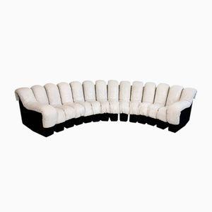 Swiss Non-Stop Sofa from de Sede, 1970s