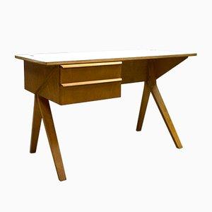 Vintage EB02 Desk by Cees Braakman for Pastoe