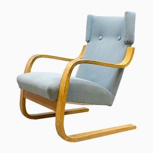 Sillón modelo 401 de Alvar Aalto para Artek, años 60