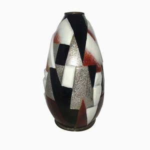 Vase Art Déco par Camille Fauré