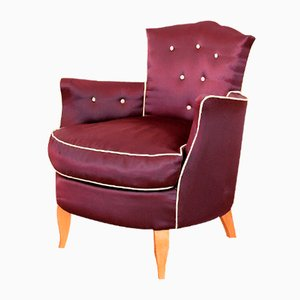 Art Deco Armchair, 1930s