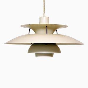 Lampe PH-5 Vintage par Poul Henningsen pour Louis Poulsen