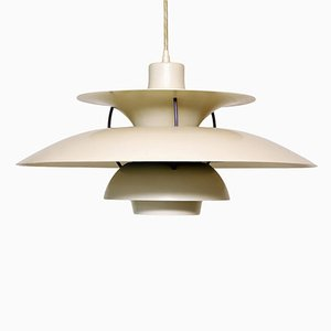 Vintage PH-5 Lamp by Poul Henningsen for Louis Poulsen