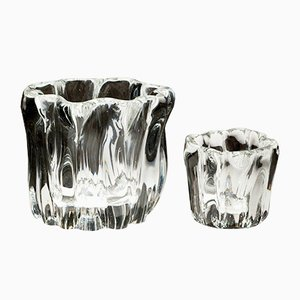 Mid-Century Kalvolan Kanto Vases by Tapio Wirkkala for Iittala, Set of 2
