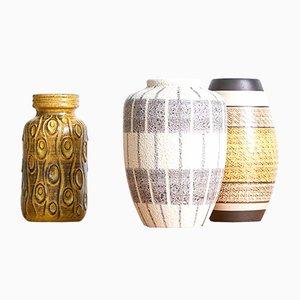 German Ceramics, 1960s, Set of 3