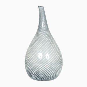 Vase par Edward Hald pour Orrefors, 1954