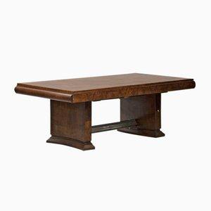 Table de Salle à Manger Art Déco Vintage