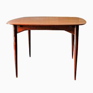 Table Vintage en Teck, Italie,1960s