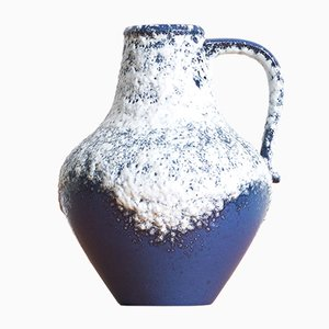 Large Fat Lava Ceramic, 1950s