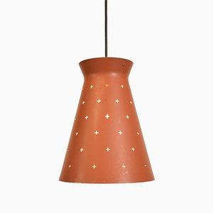 Lámpara colgante de Stilnovo, años 50