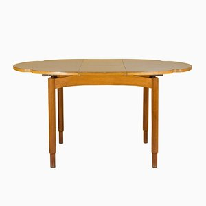 Italian Extensible Dining Table, 1960s