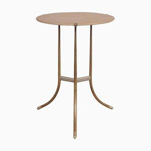 Tavolino rotondo di Cedric Hartman, Stati Uniti, anni '70