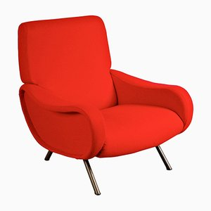 Italian Lady Easy Chair by Marco Zanuso for Arflex, 1950s