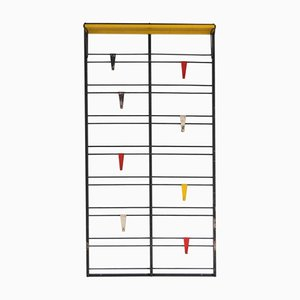 Dutch Toonladder Coat Rack by Tjerk Reijenga for Pilastro, 1950s