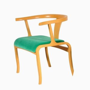 Japanese Office Chair from Tendo Mokko, 1960s