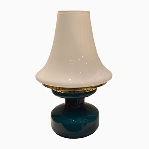 Vintage Swedish B124 Table Lamp from Hans-Agne Jakobsson