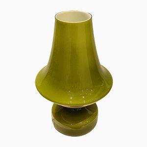 Lámpara de mesa B124 Mid-Century verde de Hans-Agne Jakobsson