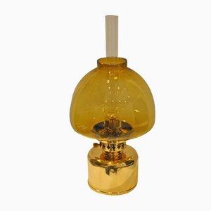 Mid-Century Swedish Kerosene or Oil Lamp from Hans-Agne Jakobsson