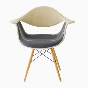 DAF Chair with Swag Leg Shell by George Nelson for Herman Miller, 1960s