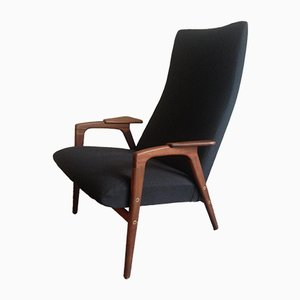 Ruster Chair by Yngve Ekstrom for Pastoe, 1960s